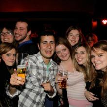 Backpacker Pub Crawl